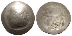 Ancient Coins - Celtic, Eastern Europe, 2nd century BC. AR Tetradrachm - Imitating Philip III of Macedon