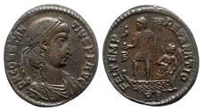 Ancient Coins - Constantius II (337-361). Æ - Rome