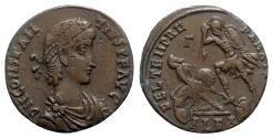 Ancient Coins - Constantius II (337-361). Æ - Alexandria