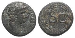 Ancient Coins - Nero (54-68). Seleucis and Pieria, Antioch. Æ