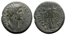 Ancient Coins - Lydia, Tripolis. Pseudo-autonomous issue, time of the Antonines. Æ  - Senate / Demeter