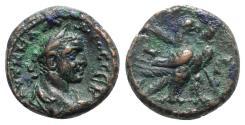Ancient Coins - Claudius II (268-270). Egypt, Alexandria. BI Tetradrachm - year 3