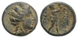 Ancient Coins - Phrygia, Apameia, c. 88-40 BC. Æ 14mm
