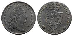 World Coins - Great Britain, George III. Æ Gaming Token 1797