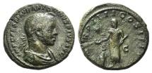 Ancient Coins - Elagabalus. AD 218-222. Æ As. Rome mint. Struck AD 221-222. RARE