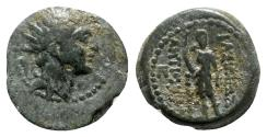 Ancient Coins - Seleukid Kings, Antiochos IV Epiphanes (175-164 BC). Æ