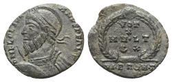 Ancient Coins - Julian II (360-363). Æ 18mm. Rome. R/ VOT/X/MVLT/XX