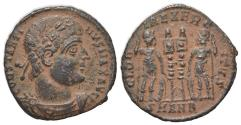 Ancient Coins - Constantine I (307/310-337). Æ Follis. Antioch, c. 333-5.