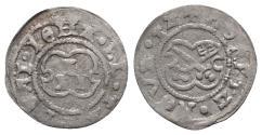 World Coins - ESTONIA, Dorpat. Johannes VI Bey, 1528-1543 AD. AR Schilling RARE