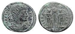 Ancient Coins - Constans (337-350). Æ - Siscia - R/ Soldiers