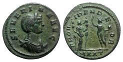 Ancient Coins - Severina (Augusta, 270-275). Antoninianus - Ticinum - R/ Fides