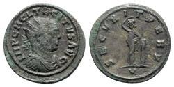 Ancient Coins - Tacitus (275-276). Antoninianus - Ticinum - R/ Securitas