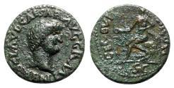 Ancient Coins - Nero (54-68). Ӕ Semis - Contemporary imitation - R/ Ceres