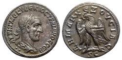 Ancient Coins - Trajan Decius (249-251). Antioch. BI Tetradrachm