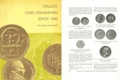 Ancient Coins - Italian Coin Engravers Since 1800 by Elvira Eliza Clain-Stefanelli