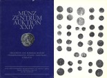 Ancient Coins - MÜNZ ZENTRUM KÖLN - Auctions XXIV - May 12, 1976 - Greek, Roman, Byzantine, Oriental Coins and Numismatic Literature