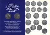 MÜNZ ZENTRUM KÖLN - Auctions XXXIV - April 18, 1979 - Medieval and Modern Coins - Gold Coins - Coins of the Netherlands