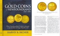The Gold Coins of Newfoundland: How Newfoundland Came to Possess a Spectacular Mintage of Gold Coins by Harvey B. Richer - Just Published