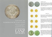 Ancient Coins - Lanz Auction 144 - Numismatische Raritaten - November 24, 2008 - Numismatic Rarities - Ancient and Medieval Coins