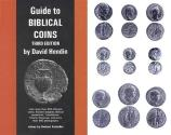 Ancient Coins - Guide to Biblical Coins by David Hendin, 1996, 3rd Edition