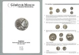 Ancient Coins - Gorny & Mosch Giessner Munzhandlung - Auction 155 - March 5, 2007 - Ancient Coins