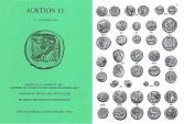 Ancient Coins - Münzen und Medaillen, Deutschland Auction 15 - October 21-22, 2004 - Sammlung Righetti, part IV - Roman Provincial Coins - Celtic Gaul - Numismatic Library - Medieval Italy
