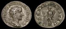 Gordian III, A.D. 238-244, AR Antoninianus (22 mm, 4.54 gm., 12h), Rome, Struck A.D. 239