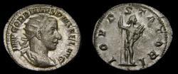 Ancient Coins - Gordian III, A.D. 238-244, AR Antoninianus (23 mm, 3.63 gm., 6h), Rome, Struck A.D. 241-243