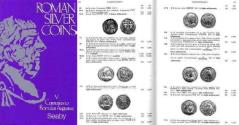 Ancient Coins - Roman Silver Coins, Volume V: CARAUSIUS TO ROMULUS AUGUSTUS by C. E. King and David R. Sear
