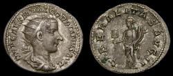 Ancient Coins - Gordian III, A.D. 238-244, AR Antoninianus (22 mm, 4.54 gm., 12h), Rome, Struck A.D. 239