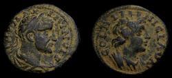 Ancient Coins - CILICIA, Ninica-Claudiopolis, Maximinus I, AD 235-238. Æ (25 mm, 6.86 g, 6h) VF