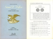 Ancient Coins - Stack's Public Auction Sale - October 12, 13, 1962 - Samuel W. Wolfson Collection of United States Coins - Part I: Gold Coins