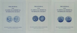 Ancient Coins - The Journal of the Classical & Medieval Numismatic Society, Toronto - Last Year of Issue March, June & September 2005 - Series Two, Volume Six, Number 1, 2 & 3