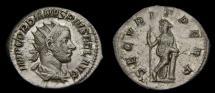 Ancient Coins - Gordian III, A.D. 238-244, AR Antoninianus (24 mm, 3.24 gm.,12h), Eastern Mint (Antioch?), Struck A.D. 238/9