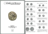 Ancient Coins - Gorny & Mosch Giessner Munzhandlung - Auction 147 - March 6-7, 2006 - Ancient Coins and Lots - Kings of the Bosporus