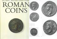 Ancient Coins - Roman Coins by J.P.C. Kent and Photography by Max and Albert Hirmer - Ex. Bruce R. Brace Library