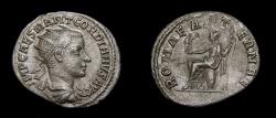 Ancient Coins - Gordian III, A.D. 238-244, AR Antoninianus (22 mm, 4.54 gm.,12h), Eastern Mint (Antioch?), Struck A.D. 238/9 EF