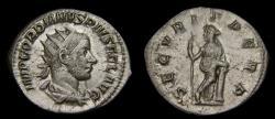 Ancient Coins - Gordian III, A.D. 238-244, AR Antoninianus (23 mm, 3.63 gm., 6h), Rome, Struck A.D. 243-244