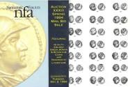 "Ancient Coins - NUMISMATIC FINE ARTS Inc. (NFA) Auction XXXIII (May, 1994) ""Spring 1994 mail bid sale"" - Last NFA Sale"