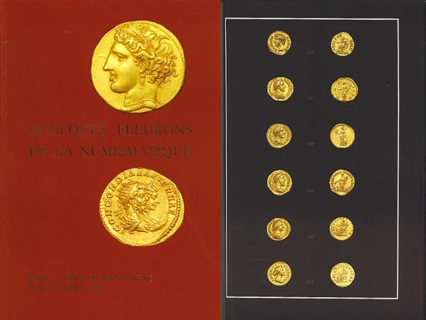 Ancient Coins - Vinchon Sale - Quelques Fleurons de la Numsmatique - Superb Greek and Roman Gold Coins