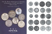 Ancient Coins - Spink London, Auction 122: The Dr. Bruno Mantegazza Collection of European Crowns and other Silver Coins - October 9, 1997
