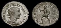 Gordian III, A.D. 238-244, AR Antoninianus (23 mm, 4.28 gm., 12h), Rome, Struck A.D. 242/243