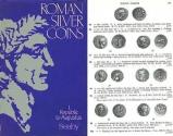 Ancient Coins - Roman Silver Coins Volume I: THE REPUBLIC TO AUGUSTUS by H. A. Seaby, revised by David R. Sear and Robert Loosley