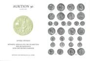 World Coins - M&M 90 - Munzen und Medallien Sale 90, June 14, 2000 Ancient Coins - Renaissance and Baroque Coins and Medals