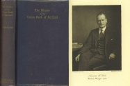 Ancient Coins - The History of the Union Bank of Scotland by Robert S. Rait, 1930 Hardcover