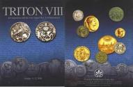 Ancient Coins - CNG Triton VIII, January 11-12, 2005 - Auction Catalogue - Classical Numismatic Group PRL
