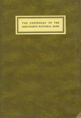 World Coins - Centenary of the Merchants National Bank by Zephaniah W. Pease