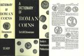 Ancient Coins - A Dictionary of Roman Coins, Republican and Imperial by Seth W. STEVENSON