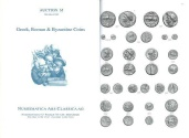 Ancient Coins - Numismatica Ars Classica (NAC) Auction M - March 20, 2002 - Greek & Roman Coins - Greek And Roman Coins