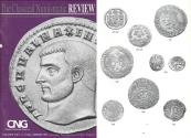 Ancient Coins - CNG - The Classical Numismatic Review - XXII, 3 - Fall / Winter 1997